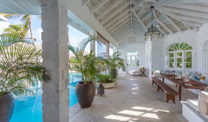 Where to stay in Mustique
