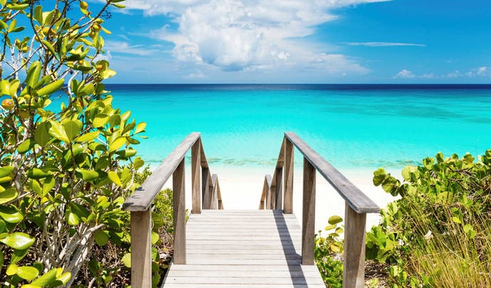 Where to stay in Turks and Caicos