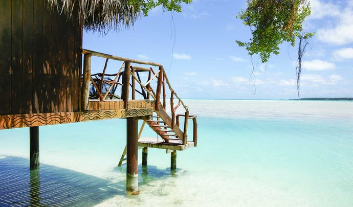 Where to stay on the Cook Islands