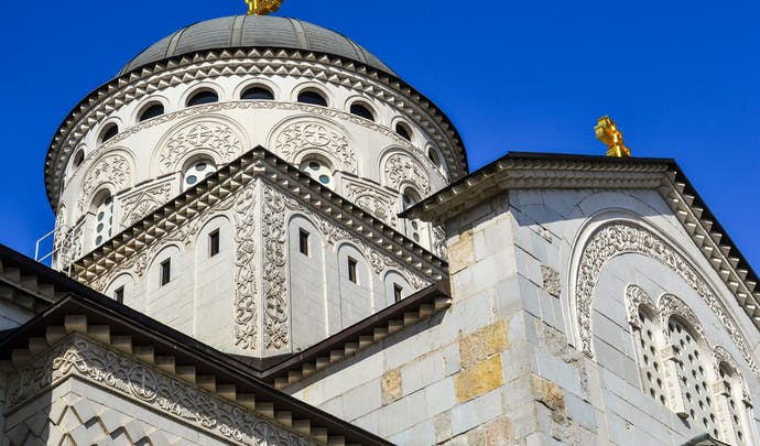 Hotels in Montenegro's capital city