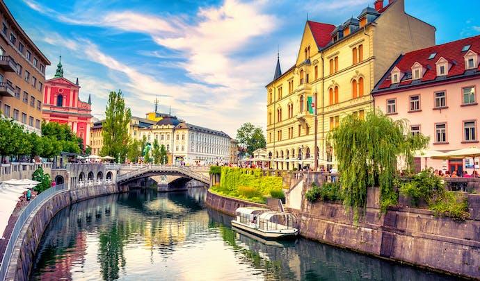 Slovenia's city hotels