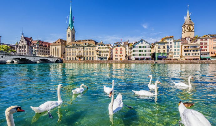 Hotels in Switzerland's city