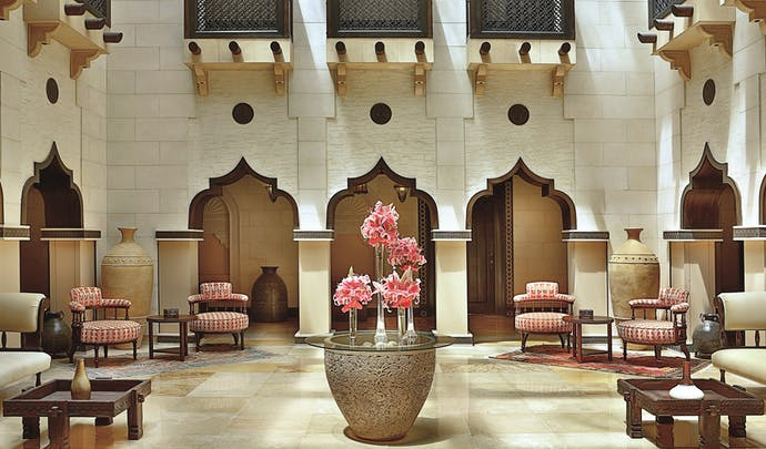 Hotels in the city of Qatar
