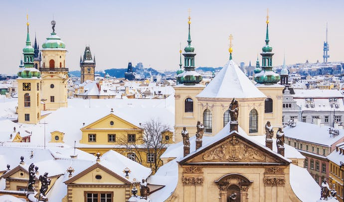 Stay in Czech Republic's most luxurious hotels