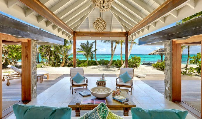 Luxury hotels in St Vincent and the Grenadines