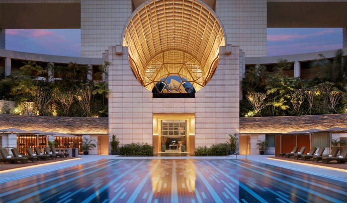 Luxury Hotels in Singapore