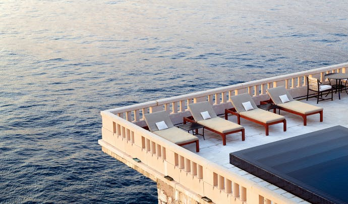 Hotels on Montenegro's coast