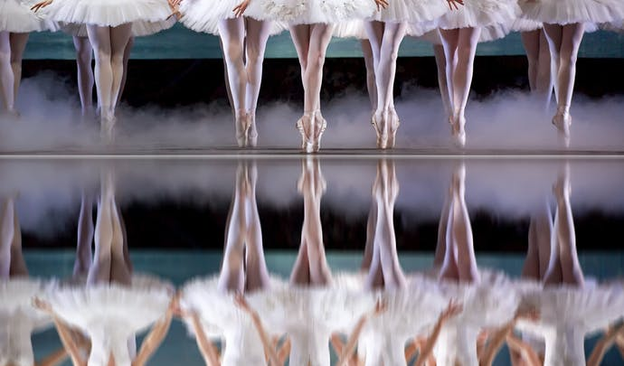 Ballet tours in Russia
