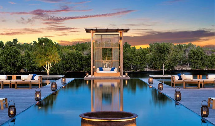 Luxury hotels in Turks and Caicos