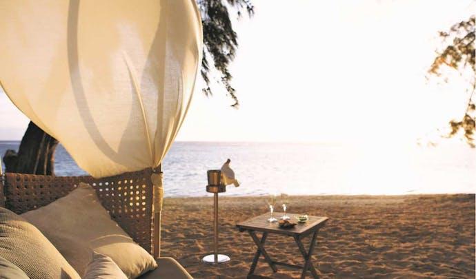 Beach hotels on Reunion Island
