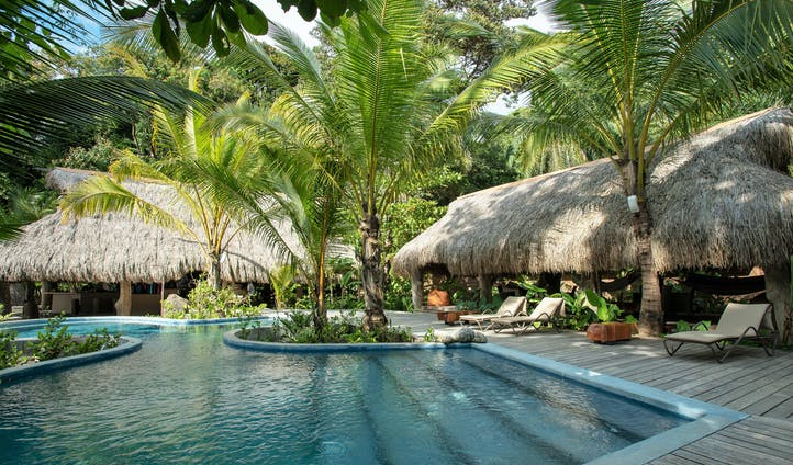 Island Hotels in Panama