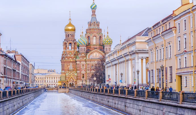 Where to stay in Russia