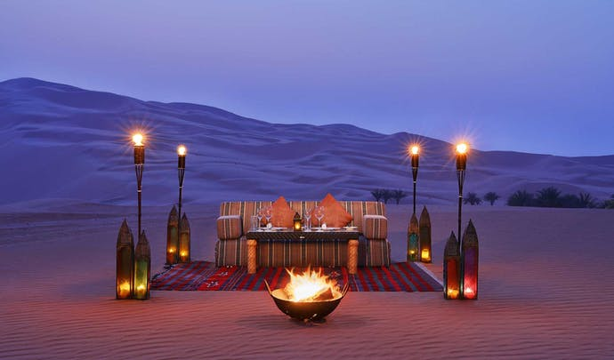 Where to stay in United Arab Emirates