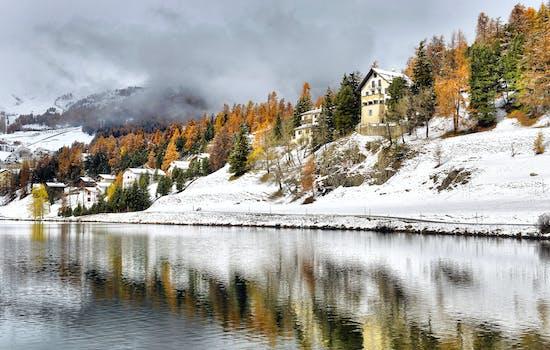 An Alpine honeymoon in Switzerland