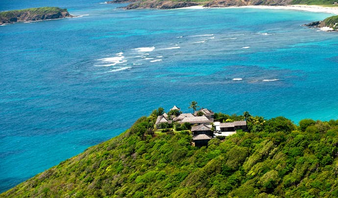 Private tours in Mustique