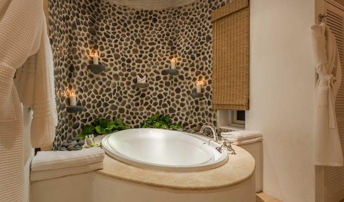 Luxury hotels on Mustique Islands