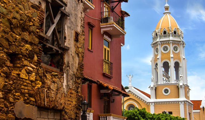 Luxury Hotels in Panama City
