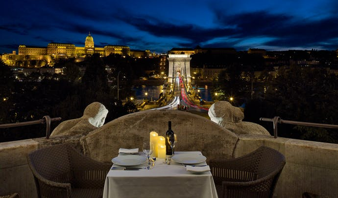 Private dinners in Hungary