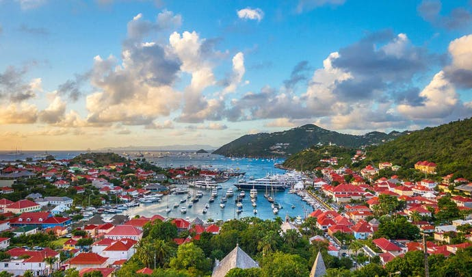 Where to stay in St Barths