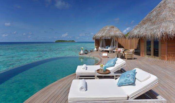 Luxury Hotels in the Baa Atoll