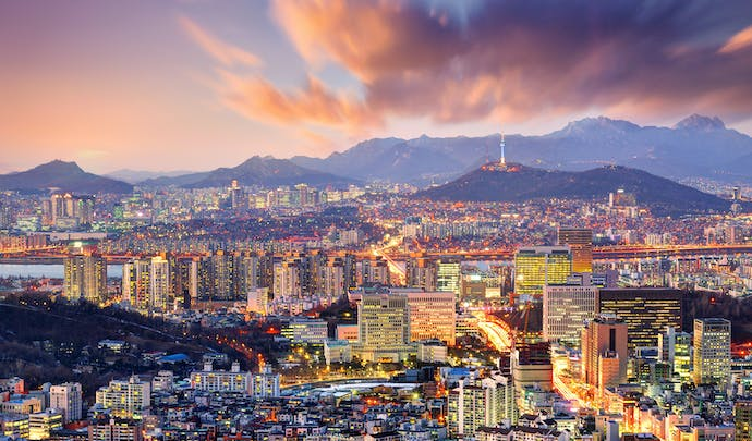 Private tours in South Korea