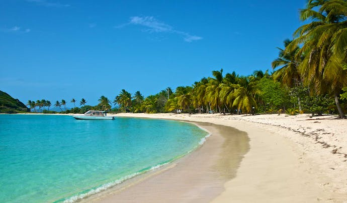 Where to stay in St Vincent and the Grenadines