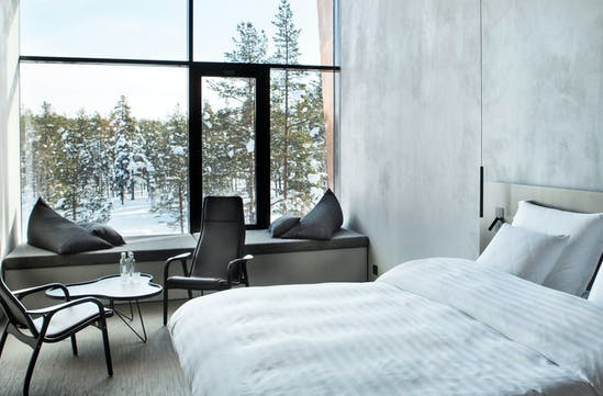 Javri Lodge   Luxury Hotels in Finland