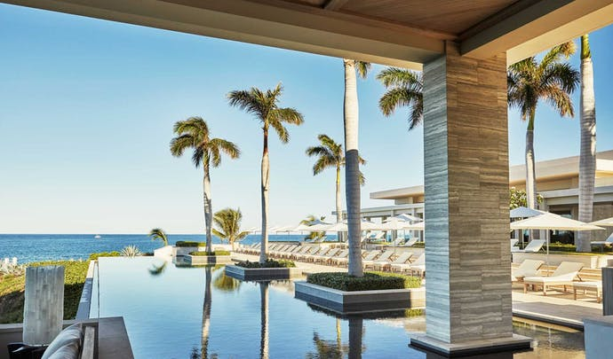 Stay at the Four Seasons in Anguilla
