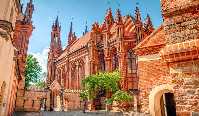 More about Lithuania