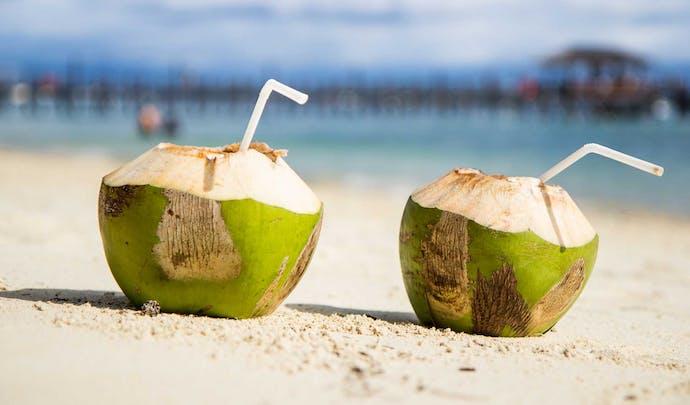 Stay on Borneo's best beaches