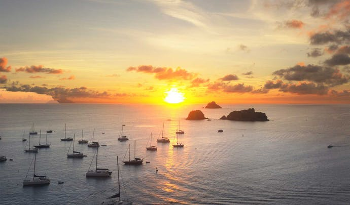 Private tours in St Barths