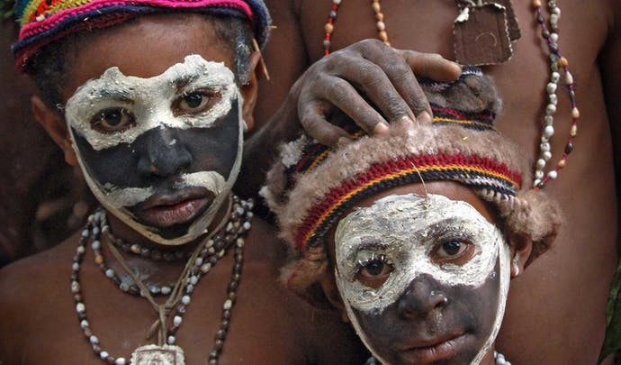Private tours in Papua New Guinea