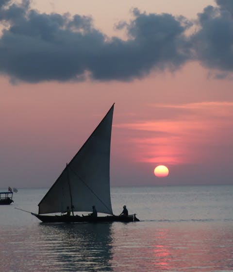 Zanzibar honeymoon