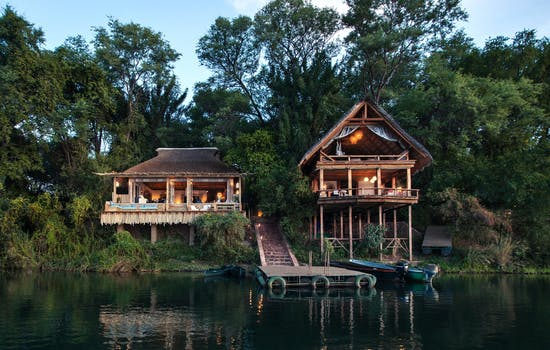 Where to stay in Zambia