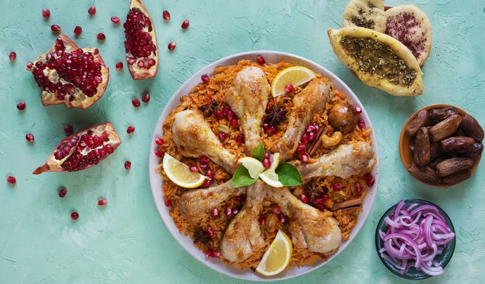 Private food tours in Qatar