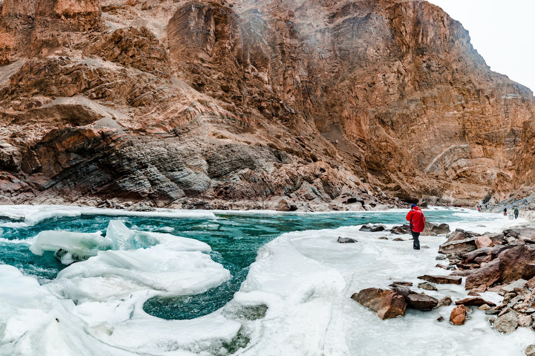 Ladakh: an unusual holiday destination in India