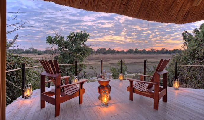 Hotels on Zambia's grassland