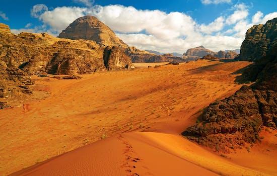 Best hotels in Jordan's nature