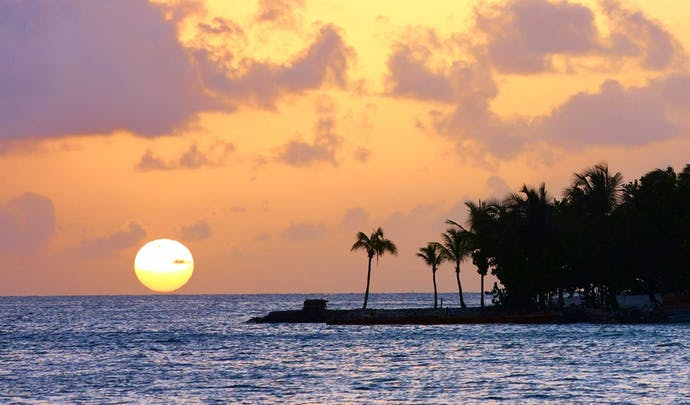 Honeymoons in St Vincent and the Grenadines