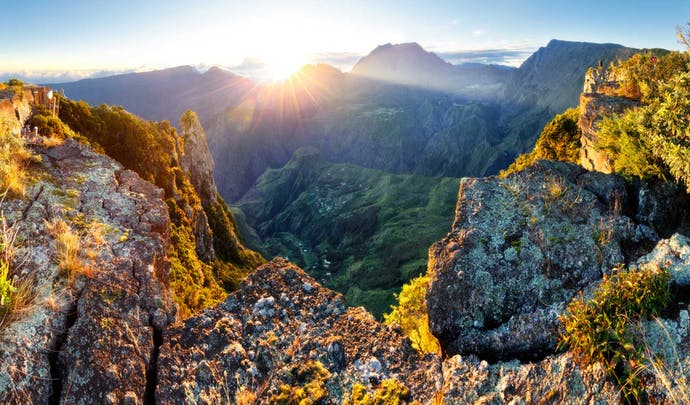 Private hiking tours on Reunion Island