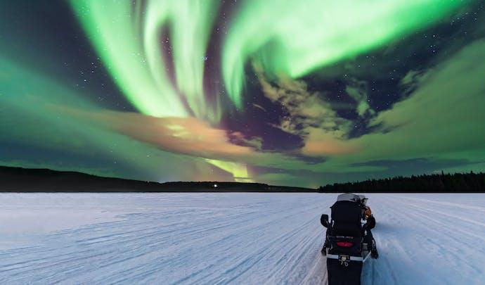 Luxury tours in Finnish Lapland