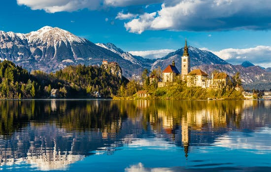 More about Slovenia