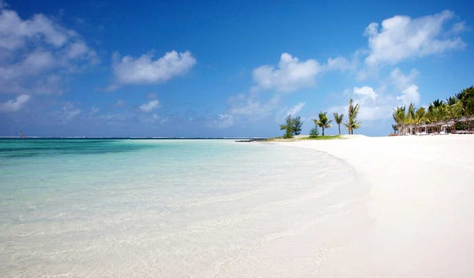 Staying in the Mauritius