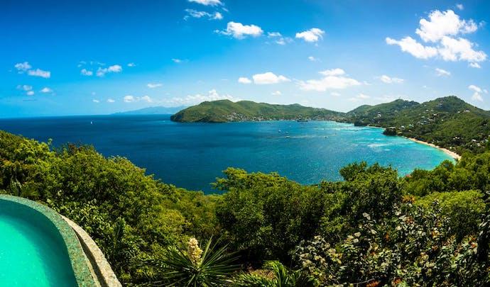 Luxury hotels in Grenada