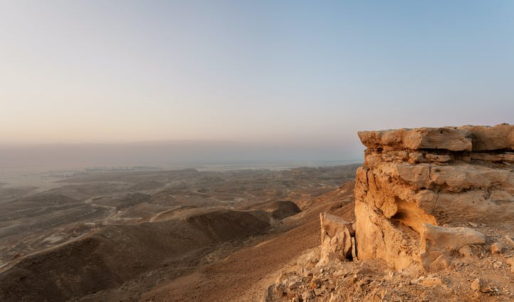 Luxury Hotels in Negev Desert