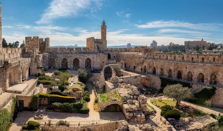 Luxury Holidays in Jerusalem