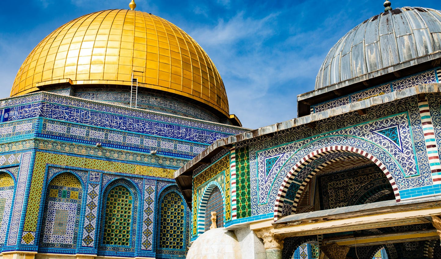 Luxury Holidays in Jerusalem