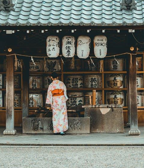 Luxury honeymoons in Japan