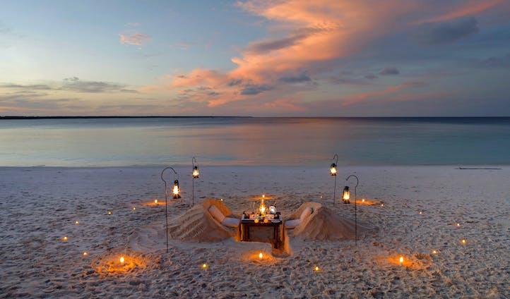 Luxury honeymoons in Zanzibar