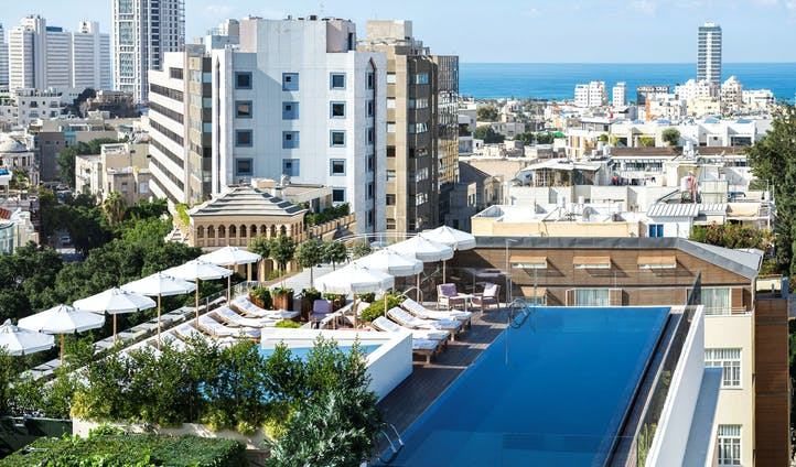 Luxury Vacations in Tel Aviv